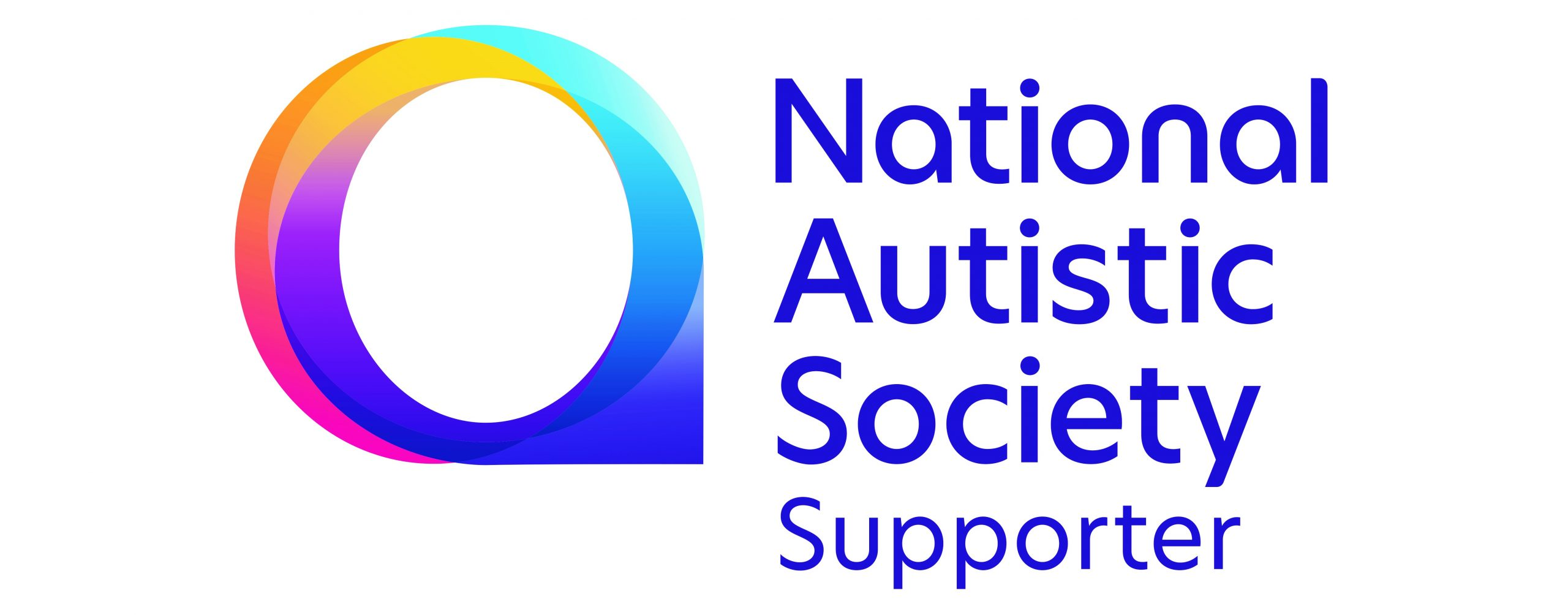 Proud supporter of the National Autistic Society
